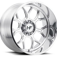 Hostile Wheels HF04 Punisher Polished