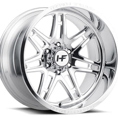 Hostile Wheels HF05 Atomic Polished