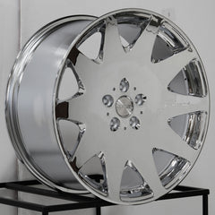 MRR Wheels HR3 Chrome