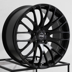MRR Wheels HR6 Matte Black