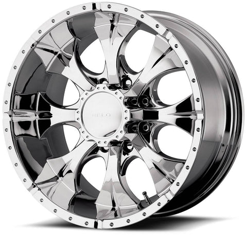 HELO Wheels HE791 Maxx 8H Chrome