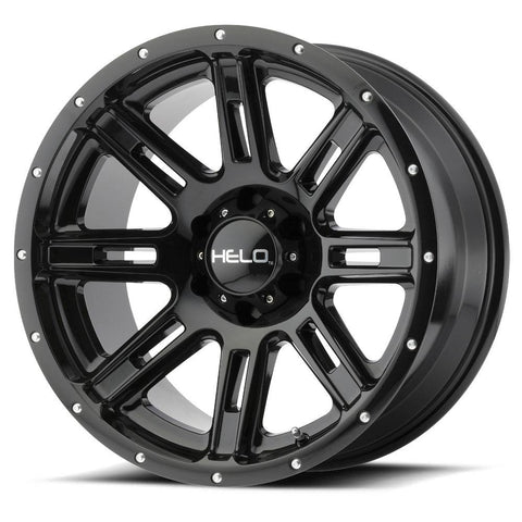 HELO Wheels HE900 Gloss Black