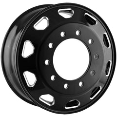 Ionbilt Wheels IB02 Front Black Milled