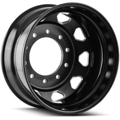 Ionbilt Wheels IB02 Rear Black Milled