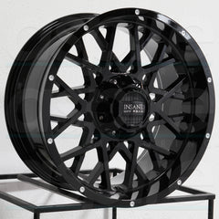 Insane Wheels IO-10 Gloss Black