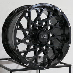 Insane Wheels IO-11 Gloss Black