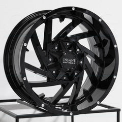 Insane Wheels IO-13 Gloss Black