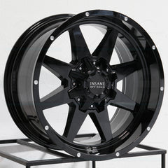 Insane Wheels IO-15 Gloss Black