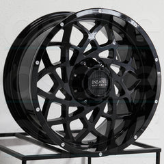 Insane Wheels IO-18 Gloss Black