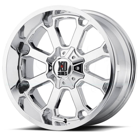 XD Wheels XD825 Buck 25 Chrome