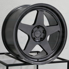 Kansei Wheels Knp Gunmetal