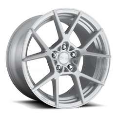 Rotiform Wheels R138 Kps Silver Machined