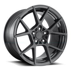 Rotiform Wheels R139 Kps Matte Black