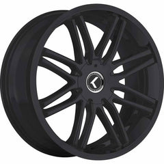 Kraze Wheels KR141 Cray Black