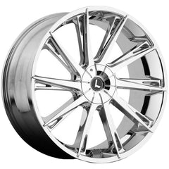 Kraze Wheels KR144 Swagg Chrome