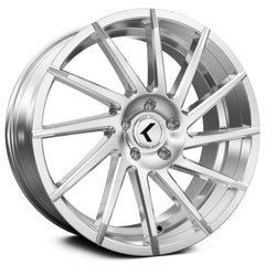 Kraze Wheels KR181 Spinner Chrome
