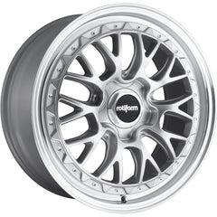 Rotiform Wheels R155 LSR Silver