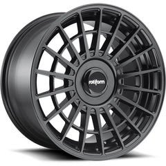 Rotiform Wheels R142 Las R Matte Black