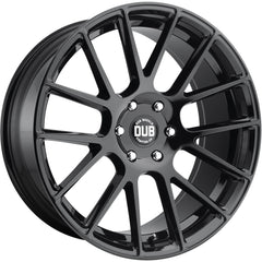 DUB Wheels Luxe S205 Gloss Black