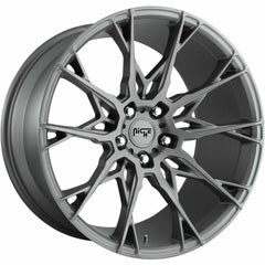 Niche Wheels M182 Staccato Gun Metal