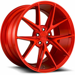Niche Wheels M186 Misano Candy Red