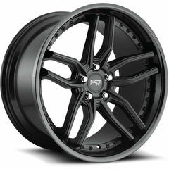 Niche Wheels M194 Methos Black Black
