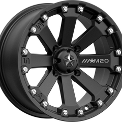 MSA Off-Road Wheels M20 Kore Satin Black