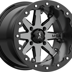 MSA Off-Road Wheels M21 Lok Charcoal Tint