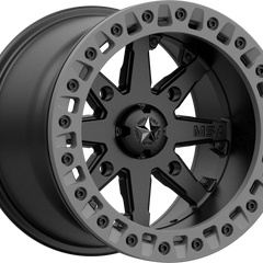 MSA Off-Road Wheels M31 Lok2 Satin Black Gray
