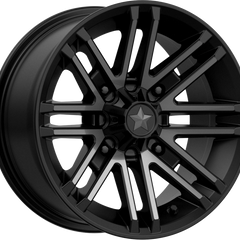 MSA Off-Road Wheels M40 Rogue Satin Black Tint