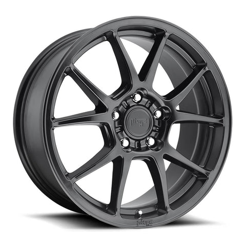 Niche Wheels Messina M174 Matte Black