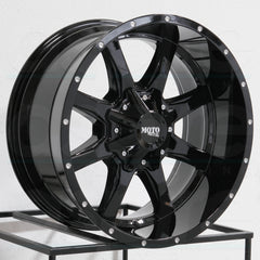 Moto Metal Wheels MO970 Gloss Black