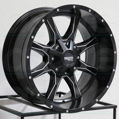 Moto Metal Wheels MO970 Black Milled