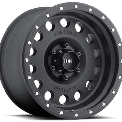 Method Wheels MR307 Hole Matte Black