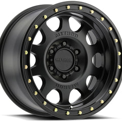 Method Wheels MR311 Vex Matte Black
