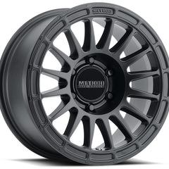 Method Wheels MR314 Matte Black