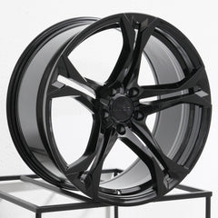 MRR Wheels M017 Flow Forge fit Camaro Black