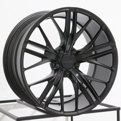 MRR Wheels M650 fit Camaro Matte Black
