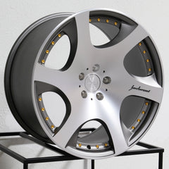 MRR Wheels VP3 Gun Metal