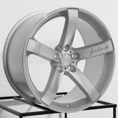 MRR Wheels VP5 Silver