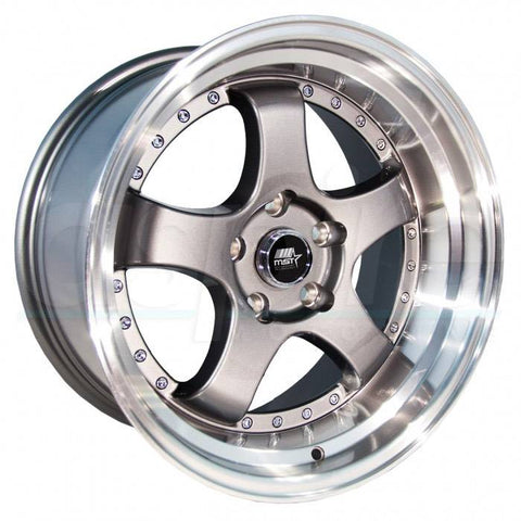 MST Wheels MT07 Gunmetal