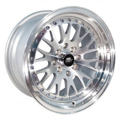 MST Wheels MT10 Silver