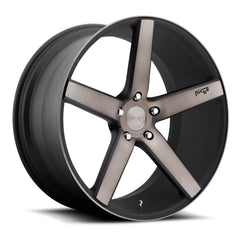 Niche Wheels M134 Milan Black Machined