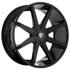 DUB Wheels Push S110 Gloss Black