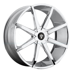 Dub Wheels S201 Push Chrome