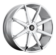 DUB Wheels Push S201 Chrome