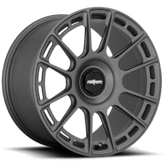 Rotiform Wheels R158 OZR GunMetal