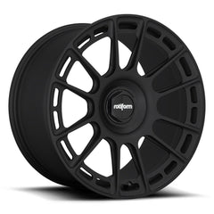 Rotiform Wheels R159 OZR Matte Black