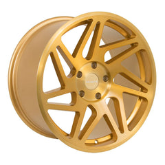 Regen5 Wheels R31 Brushed Gold