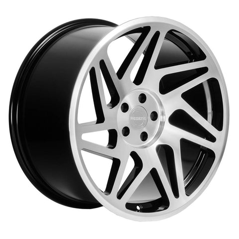 Regen5 Wheels R31 Machine Black